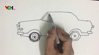 HƯỚNG DẪN CÁCH VẼ XE Ô TÔ - Instructions on how to draw cars
