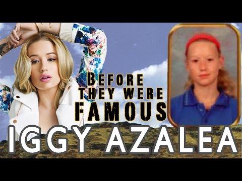Iggy Azalea - Before They Were Famous