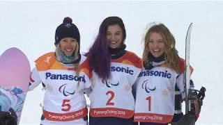 PyeongChang 2018: Top 5 Para Snowboard Moments