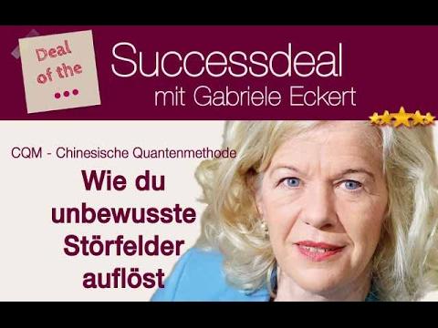 CQM - was ist das? Interview mit Gabriele Eckert - Successdeal