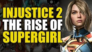 Injustice 2: The Rise Of Supergirl (Injustice 2 Vol 3: When You Wake Up)
