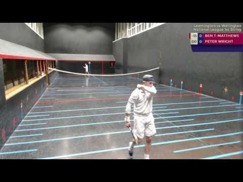 IRTPA National League Premier Division - Ben Taylor-Matthews v Peter Wright