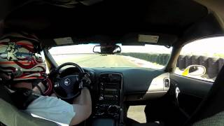 homepage tile video photo for Ride Along with Ben Kennedy at Bondurant