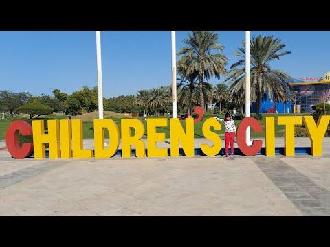 CHILDREN'S CITY DUBAI | Children's Best Place In Dubai | CREEK PARK