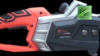 Shox elektr zanjir arra ECS405 MT2000 Redbo