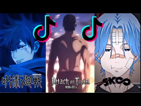 Download Anime TikTok edits    HD compilation [ part 4 ]