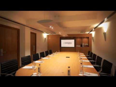 Fortuny Meeting Room Virtual Tour - Hotel Le Méridien Barcelona