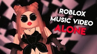 Slayyyter - Alone (Roblox Music Video : Uncanny Valley)