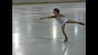 Evgenia Medvedeva - 8 years old, 2007-2008
