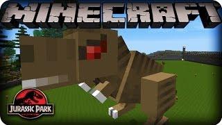 Minecraft Dinosaurs Mod - SEASON 2 - Ep # 21