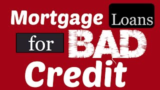 Bad Credit Home Loans | Portfolio Loan