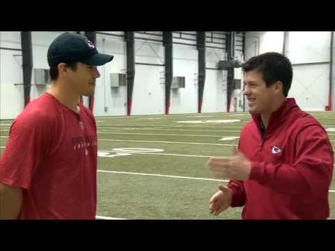 One-on-One with Chiefs QB Brady Quinn