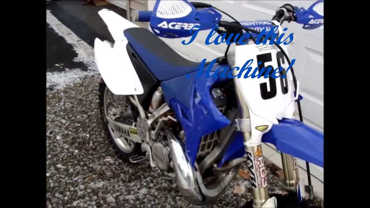 YZ250 2005 With Restyled Plastic