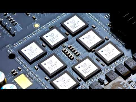 Butterfly Labs Bitcoin Mining Hardware Production Video - Fall 2013