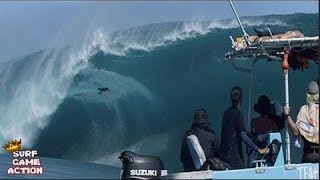 TEAHUPOO - TOP 10 WORST WIPEOUTS
