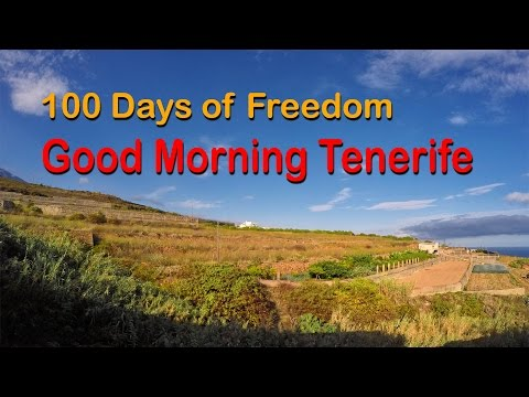 Good Morning Tenerife - Time Lapse - GoPro 4 Black Edition - Full HD 1080p