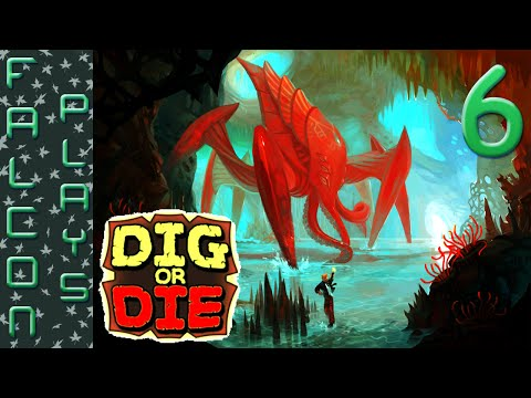 Dig or Die Gameplay - Deepest Depth! - Let's Play - Ep 6