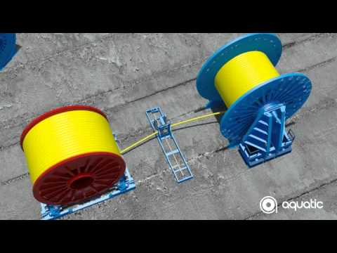 Aquatic - A quayside transpooling operation