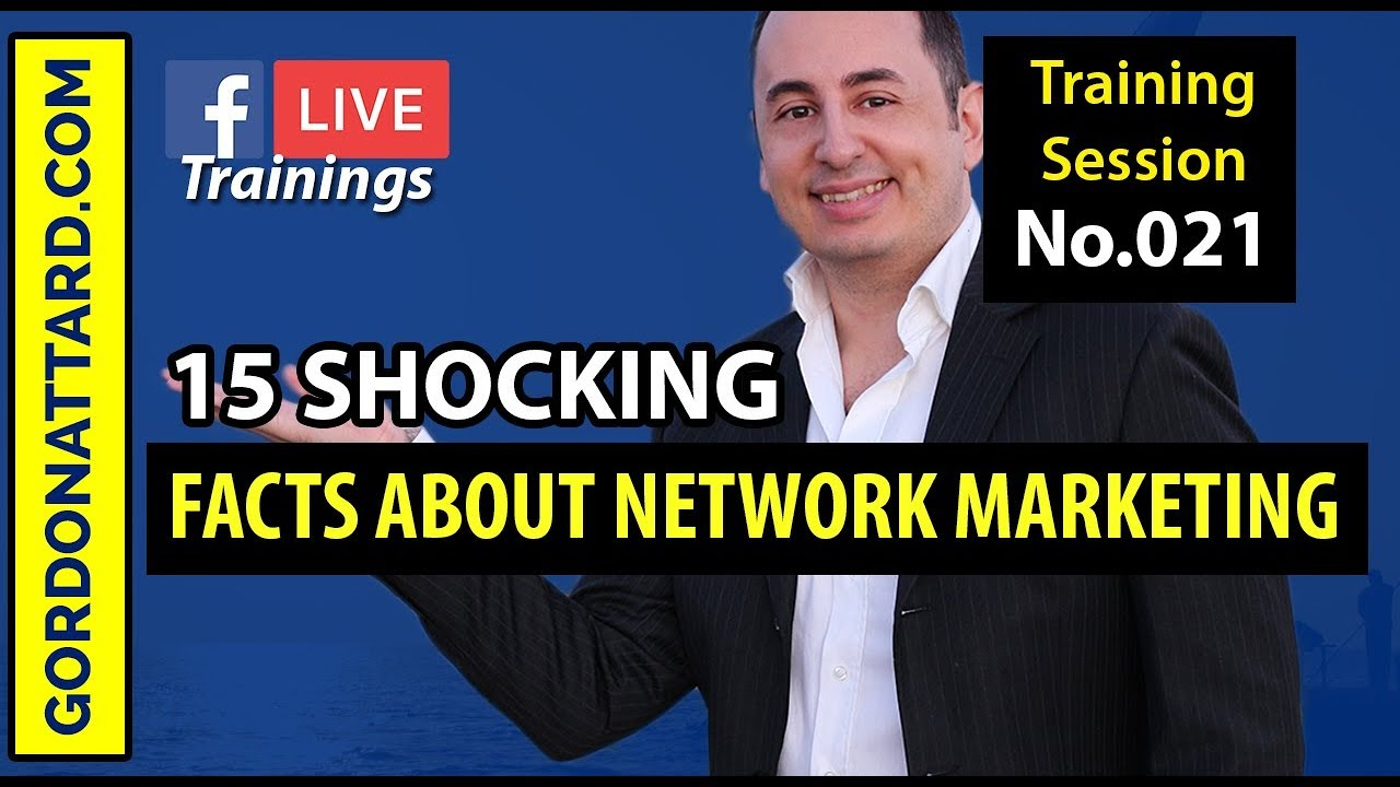 15 Shocking Facts About Network Marketing