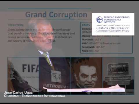 Jose Ugaz - Chairman, Transparency International