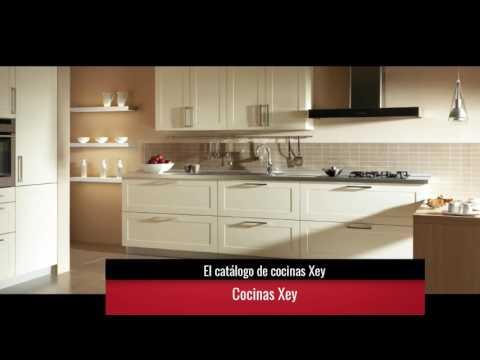 El Catálogo De Cocinas Xey