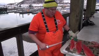 Pat Olson Professional Fish Filleter