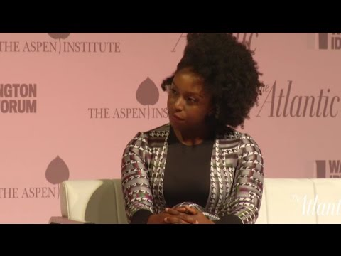 Chimamanda Ngozi Adichie: Refugees, Race, and Americanah