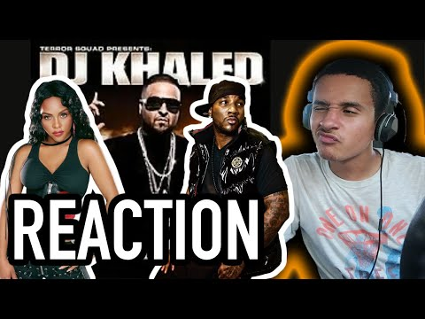 DJ Khaled - We Takin' Over Ft. Lil Kim (Remix) | REACTION! LIL KIM MADE THIS SONG GOOD!!
