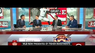 MLB Now discusses the trade of Sonny Gray to the Reds