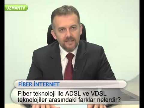 Fiber teknoloji ile ADSL ve VDSL teknolojiler arasındaki farklar nelerdir?