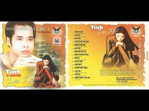 NGỌC SƠN NHỮNG SÁNG TÁC BẤT HỦ 1 I Tình Dại Khờ I Bướm Đêm Entertainment I CD SOUND HIGH END