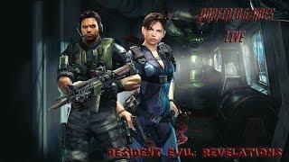 [🔴LIVE] Resident Evil: Revelations  [PC ] Até Zerar
