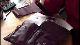 How to make your own haversack! Part 1
