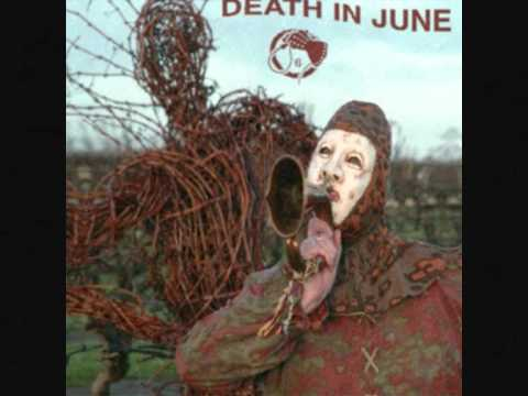 Death In June - The Glass Coffin