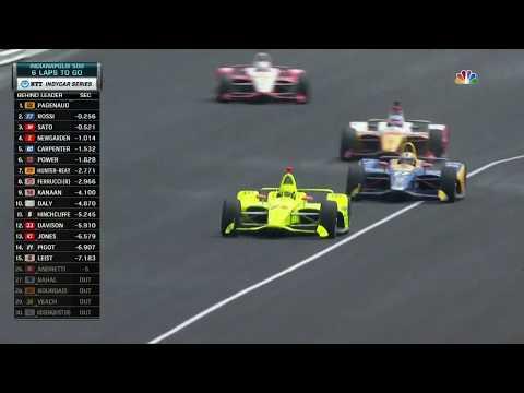 2019 Indianapolis 500 - Last 10 Laps