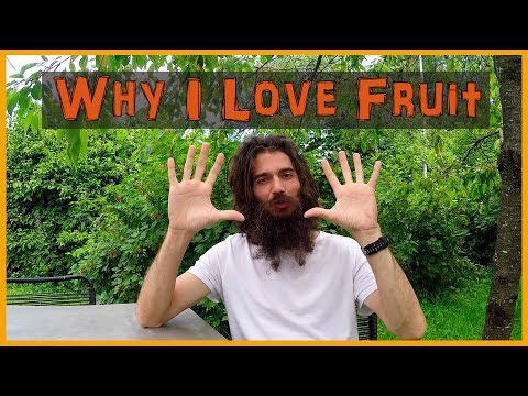 10 REASONS WHY I LOVE FRUIT SO MUCH