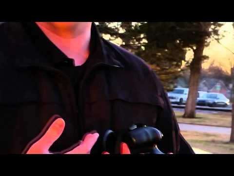 Videotaping the Cleveland County Courthouse - pt 2