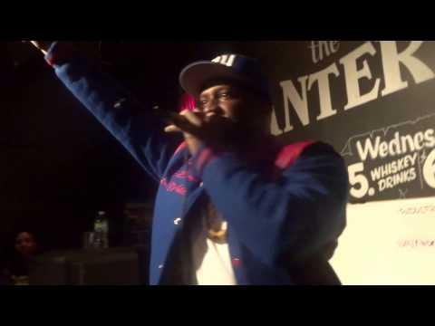 "MC K-Swift ""Nu Ol' Skool"" (Live @ Supreme Bars, The Lantern, New York, New York)"