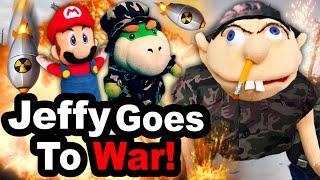 SML YTP: Jeffy Goes To War!