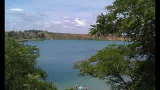 Голубое озеро с.Самарское