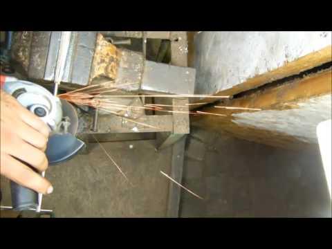 DIY Speargun Shaft