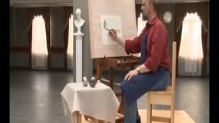 Уроки рисования с Сергеем Андриякой  Половник