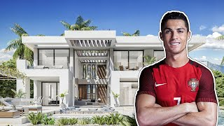 How does Cristiano Ronaldo live and how much does he earn?