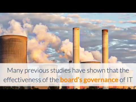The Impact Of Strategic Alignment And IT Governance Style On Organisational Performance
