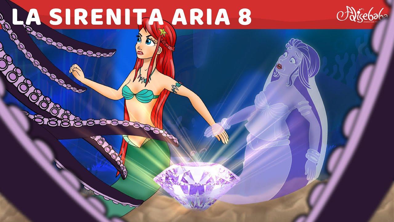 La Sirenita Serie Parte 8 - Vega la Bruja Del Mar (NUEVO) Cuentos infantiles para dormir en Español