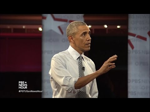 Obama: Some jobs 'are just not going to come back'