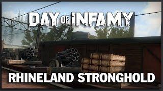 Rhineland Stronghold - Day of Infamy Gameplay Showcase