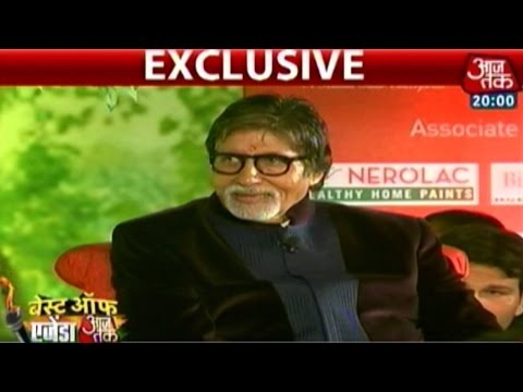 Best of Agenda Aaj Tak 2014: Interview...