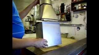 видео Переход на сендвич и проход потолка