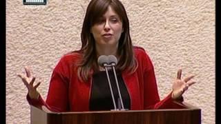 ערוץ הכנסת - ציפי חוטובלי עונה לשאילתות בנושאי משרד החוץ, 8.2.17